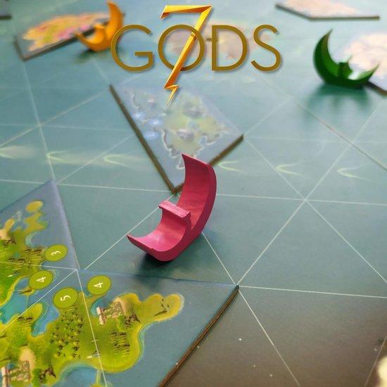 7 Gods - Bordspel
