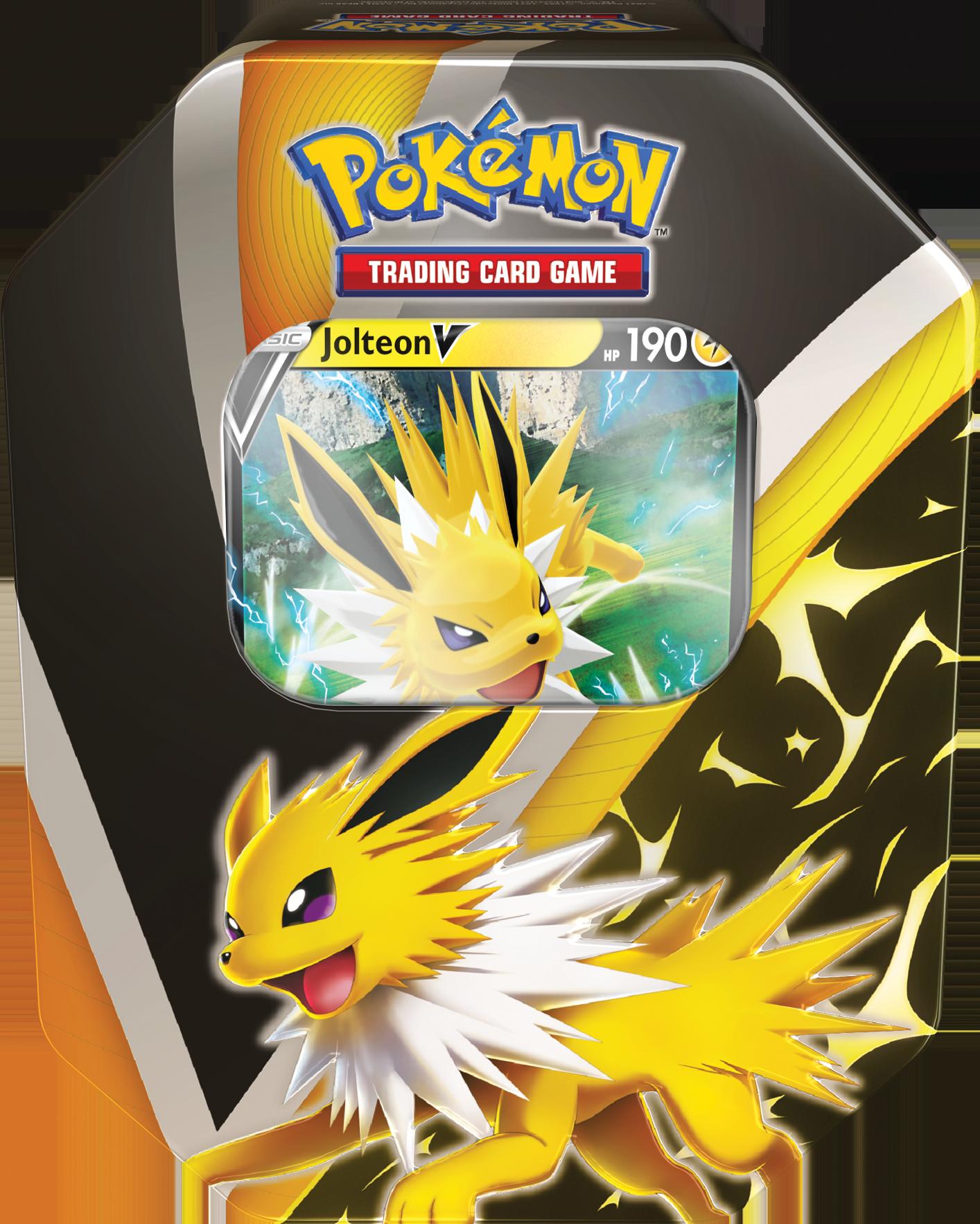 Pokemon: Fall Tin - Eevee Evolution: Jolteon