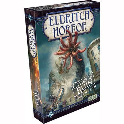 Eldritch Horror Cities in Ruin