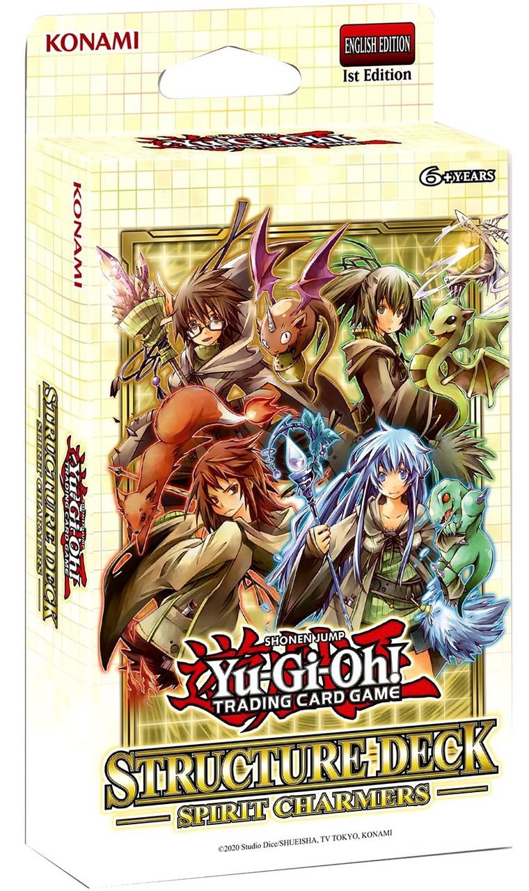 Yu-Gi-Oh: Spirit Charmers - Theme Deck