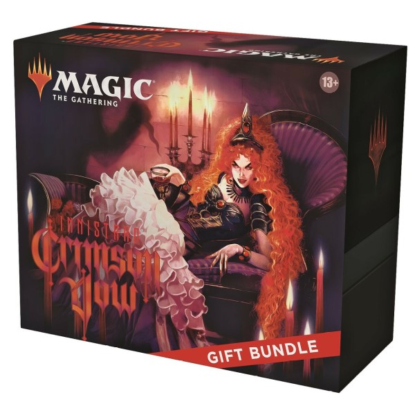 Magic: Innistrad Crimson Vow - Bundle Gift Edtion