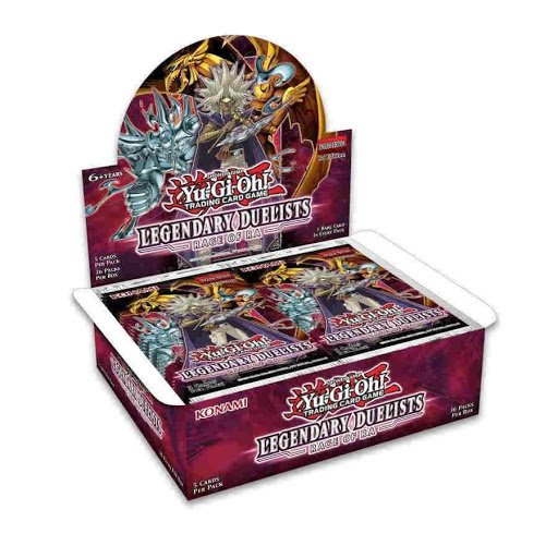 Yu-Gi-Oh: Legendary Duelists: Rage of Ra - Boosterbox