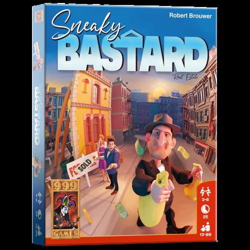 Sneaky Bastard - Kaartspel