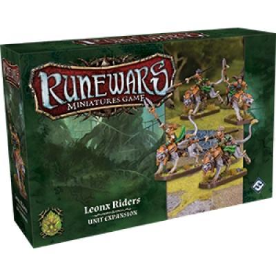Runewars Leonx Riders Unit Expansion