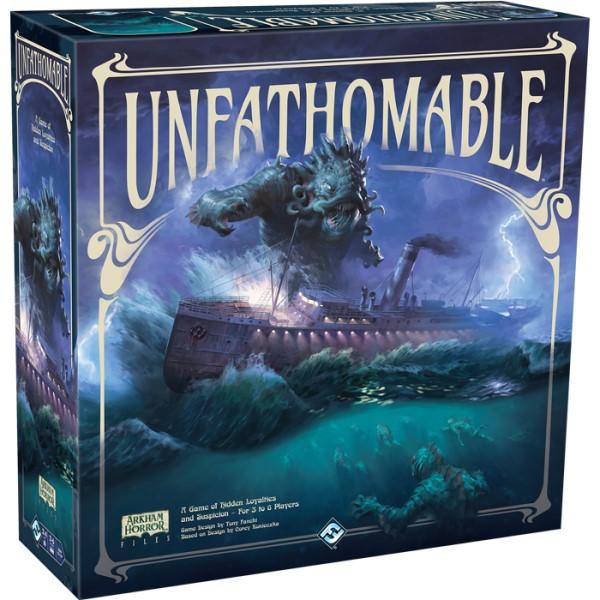 Unfathomable - Bordspel