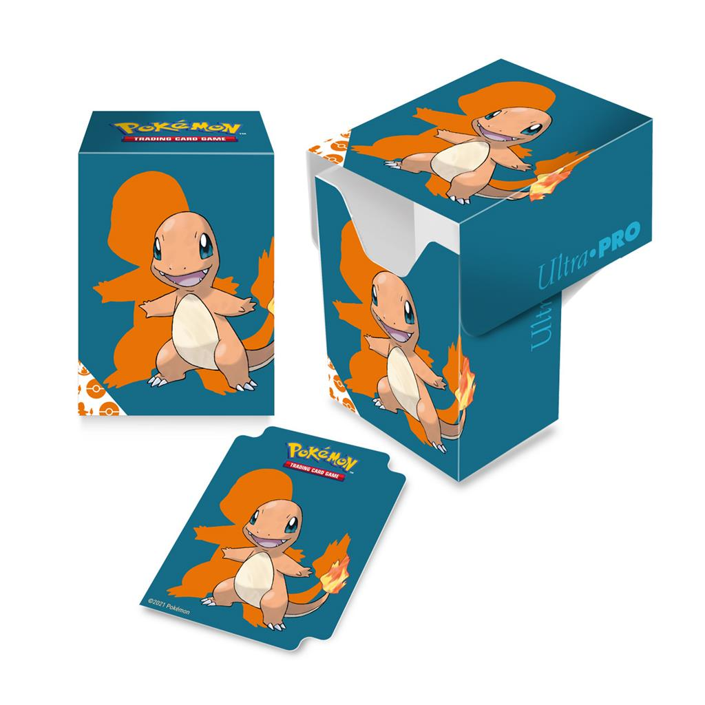Deckbox: Pokemon Charmander