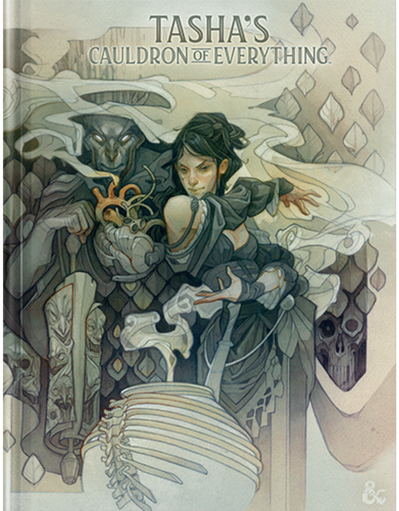 D&D 5.0: Tasha's Cauldron of Everything Limited Edition Alternate Cover