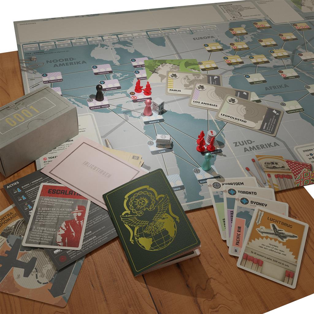 Pandemic Legacy Seizoen 0 NL