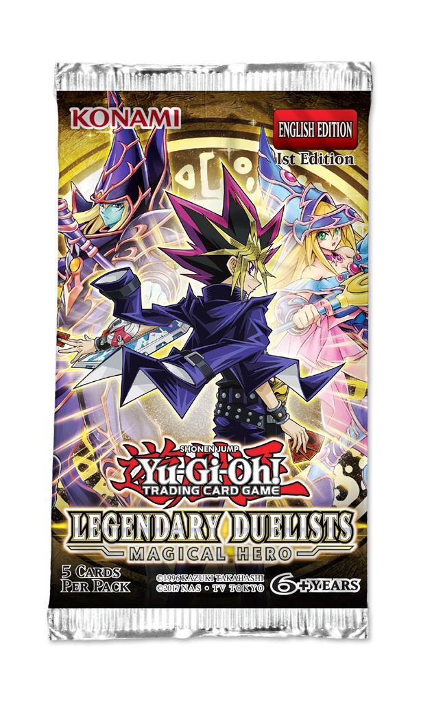 Yu-Gi-Oh: Legendary Duelists Magical Hero - Booster