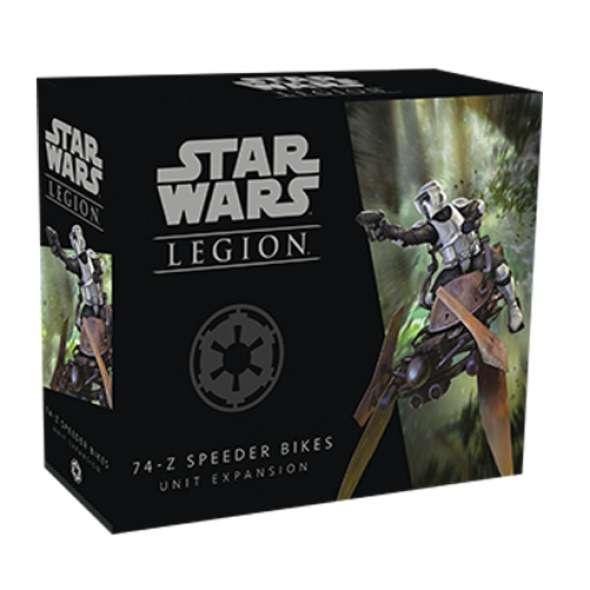 Star Wars Legion 74-Z Speeder Bikes Unit