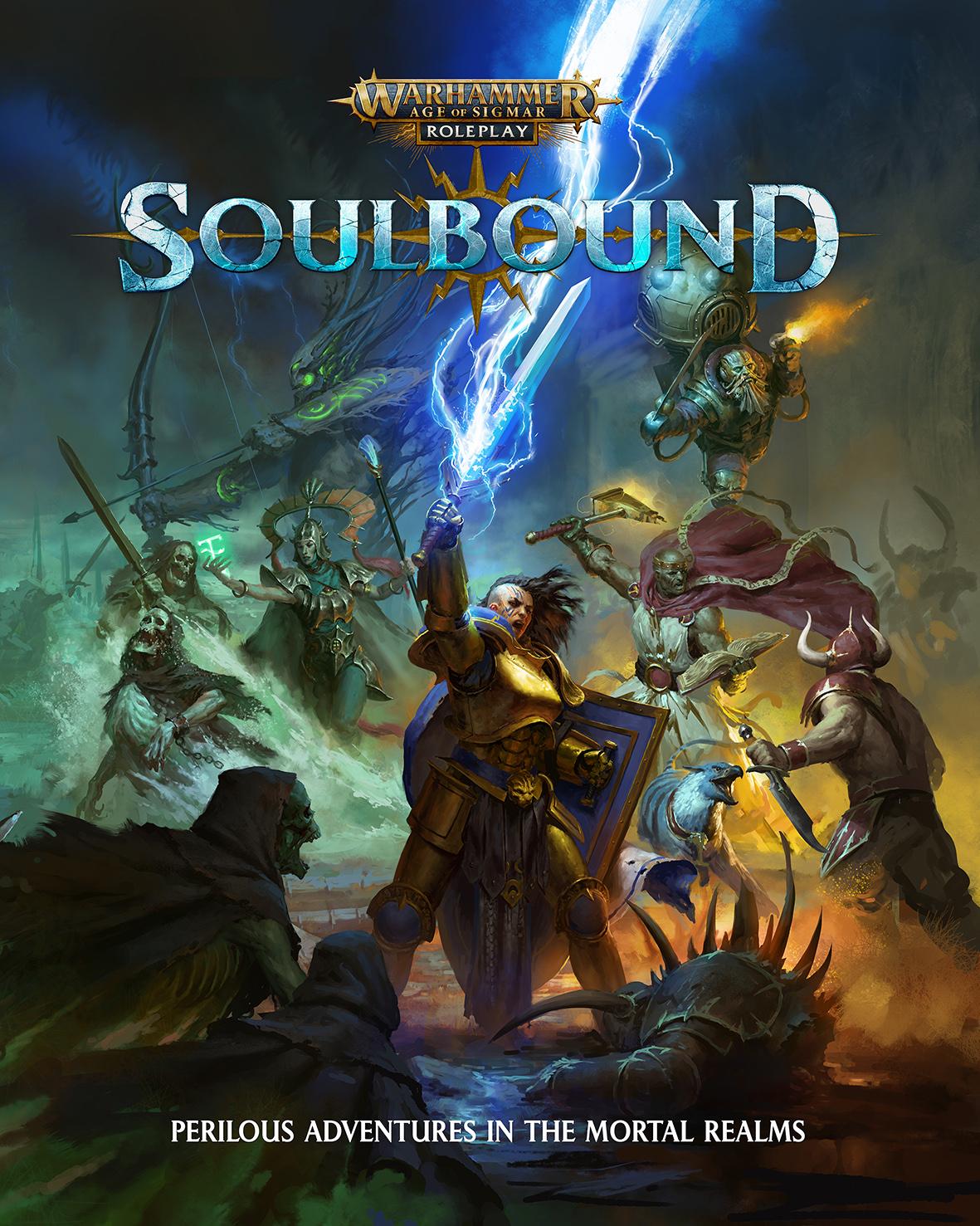 Warhammer Age of Sigmar: Soulbound