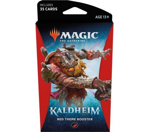 Magic: Kaldheim - Theme Booster: Red