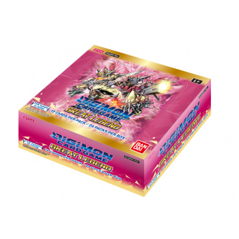 Digimon Card Game - Great Legend - Boosterbox