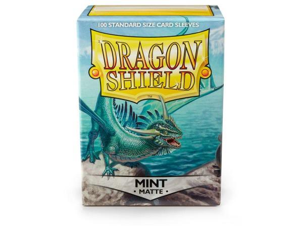 Dragon Shield - Mint Matte