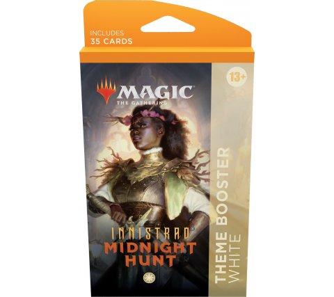 Magic: Innistrad Midnight Hunt - Theme Booster: White