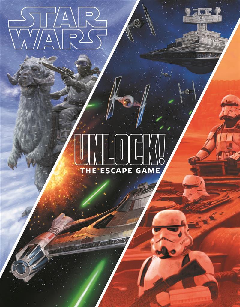 Unlock! Star Wars