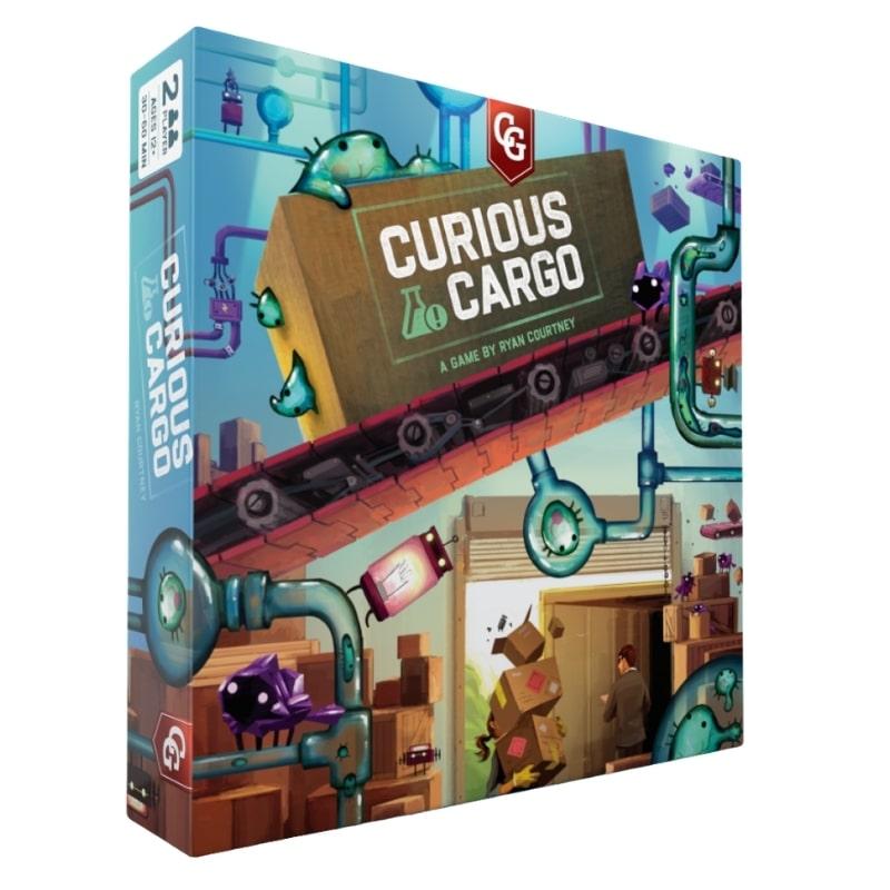 Curious Cargo - Bordspel
