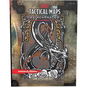 Dungeon & Dragons: Tactical Map Pack Reincarnated