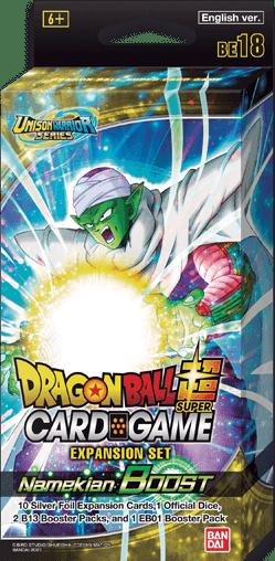 Dragon Ball SCG: Namekian Boost Expansion Set