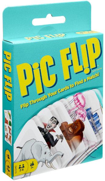 Pic Flip - Kaartspel