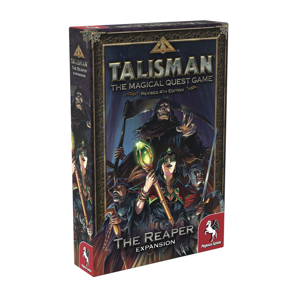 Talisman 4th Edition - The Reaper