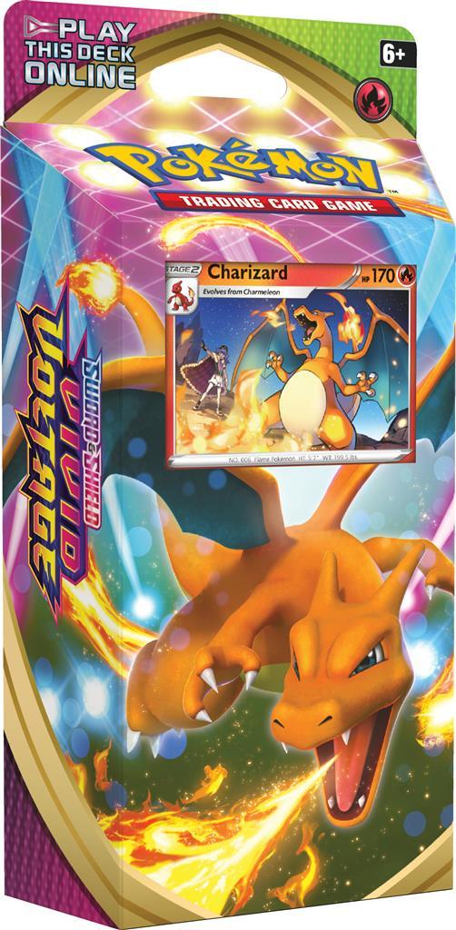 Pokemon: Sword & Shield Vivid Voltage - Theme Deck: Charizard
