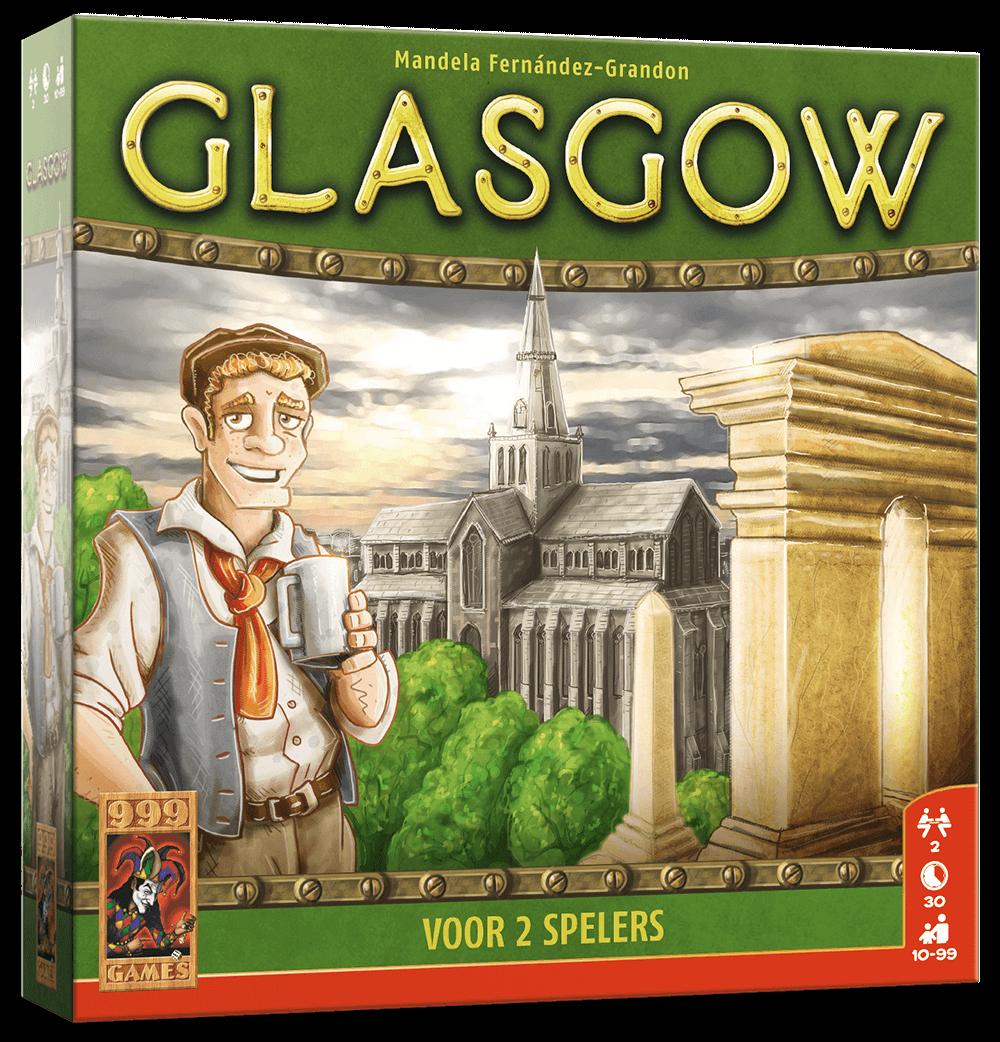 Glasgow - Actiespel