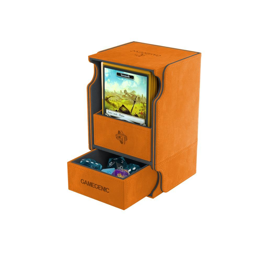 Deckbox: Watchtower 100+ Convertible Orange