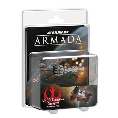 Star Wars: Armada CR90 Corellian Corvette Expansion Pack