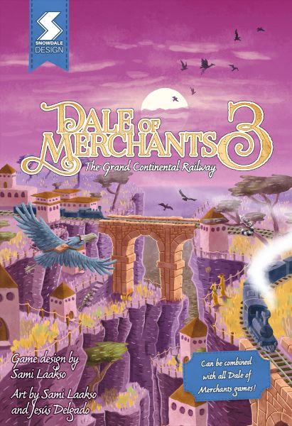 Dale of Merchants 3 - EN
