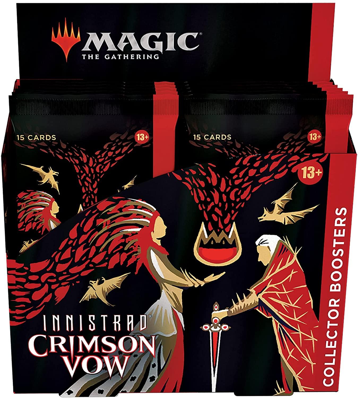 Magic: Innistrad Crimson Vow - Collector Boosterbox