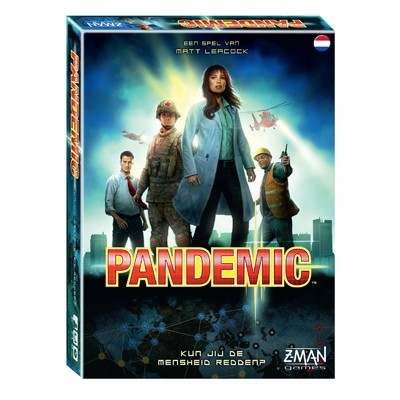 Pandemic NL - basisspel