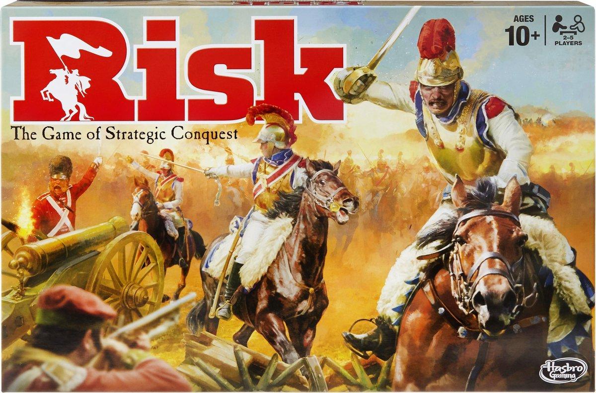 Risk - Bordspel (ENG)