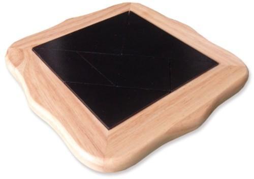 Tangram Wood blank