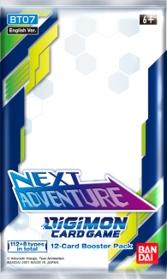 Digimon TCG: Next Adventure - Booster