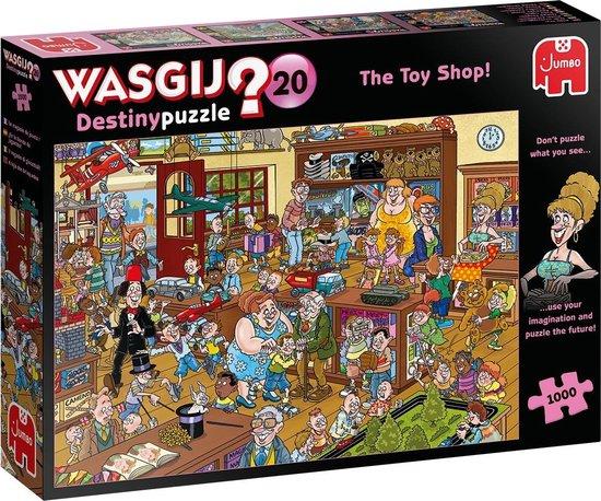 Destiny Wasgij 20 - De Speelgoedwinkel! (1000)