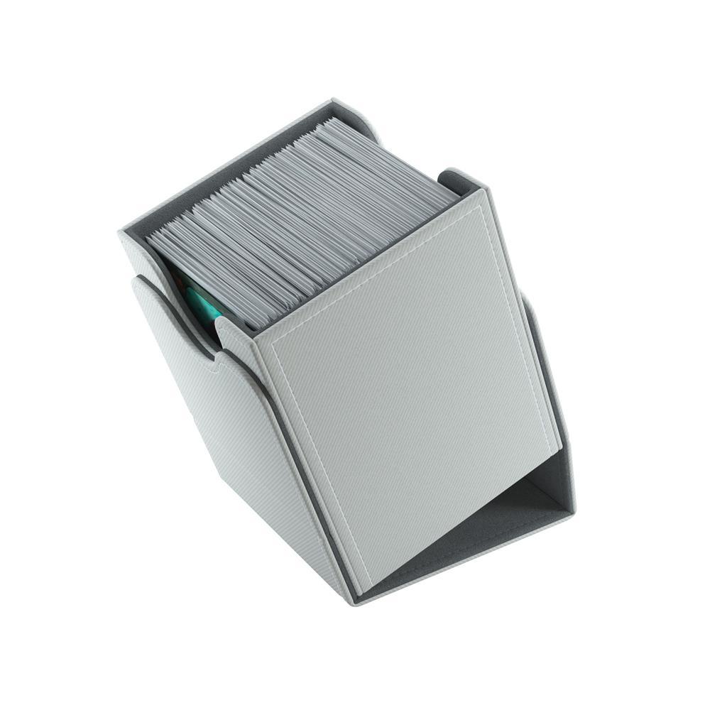 Deckbox: Squire 100+ Convertible White