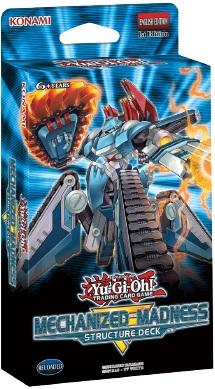 Yu-Gi-Oh: Mechanized Madness - Structure Deck