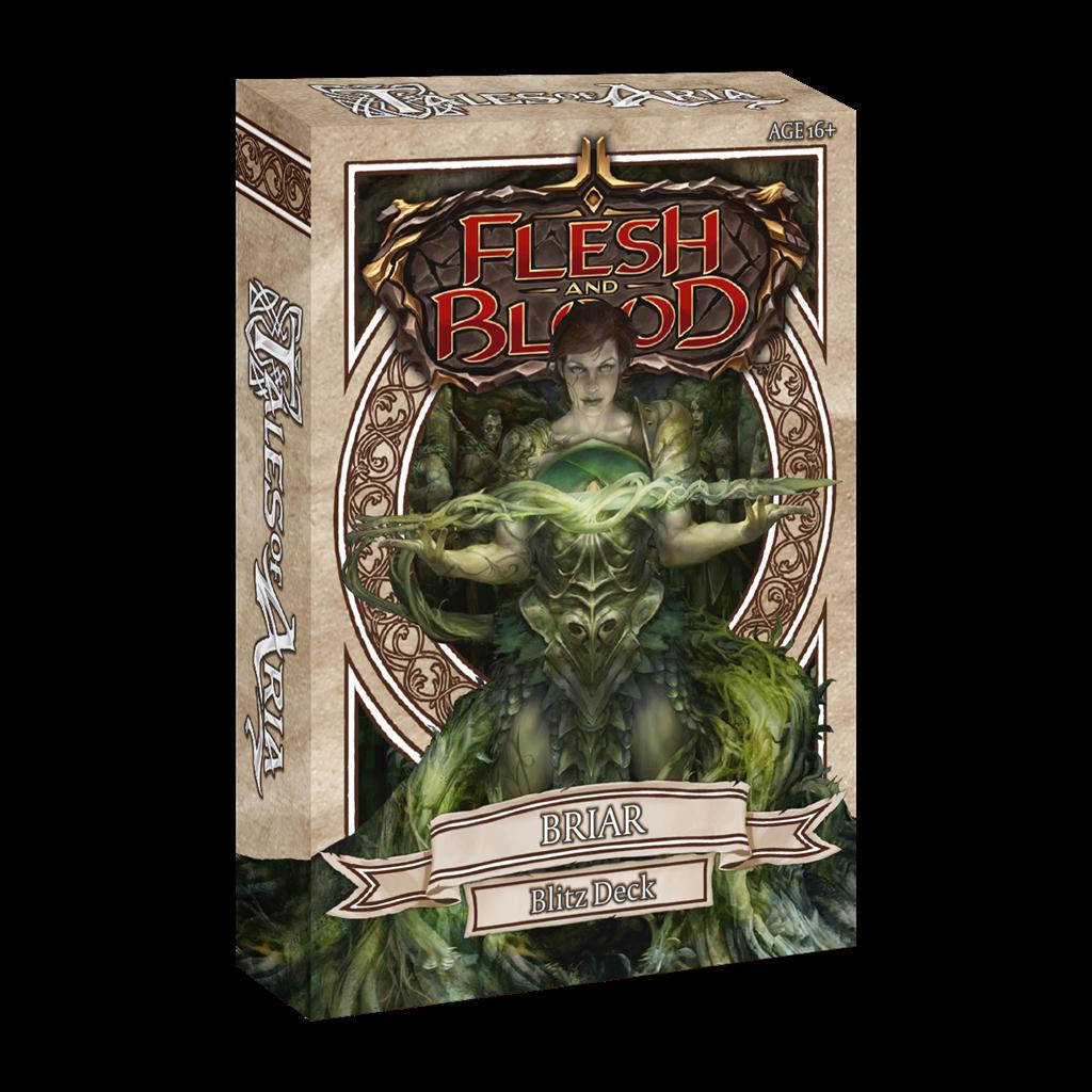 Flesh & Blood: Tales of Aria Blitz Deck: Briar - Elemental Runeblade