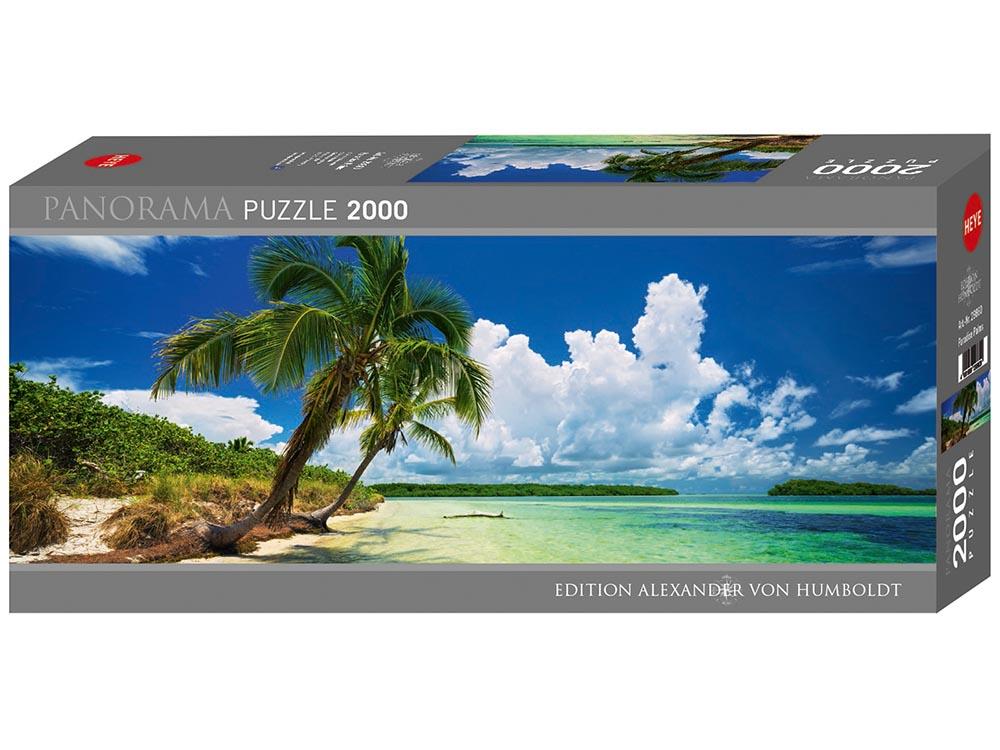 Puzel Paradise Palm - 2000 stukjes