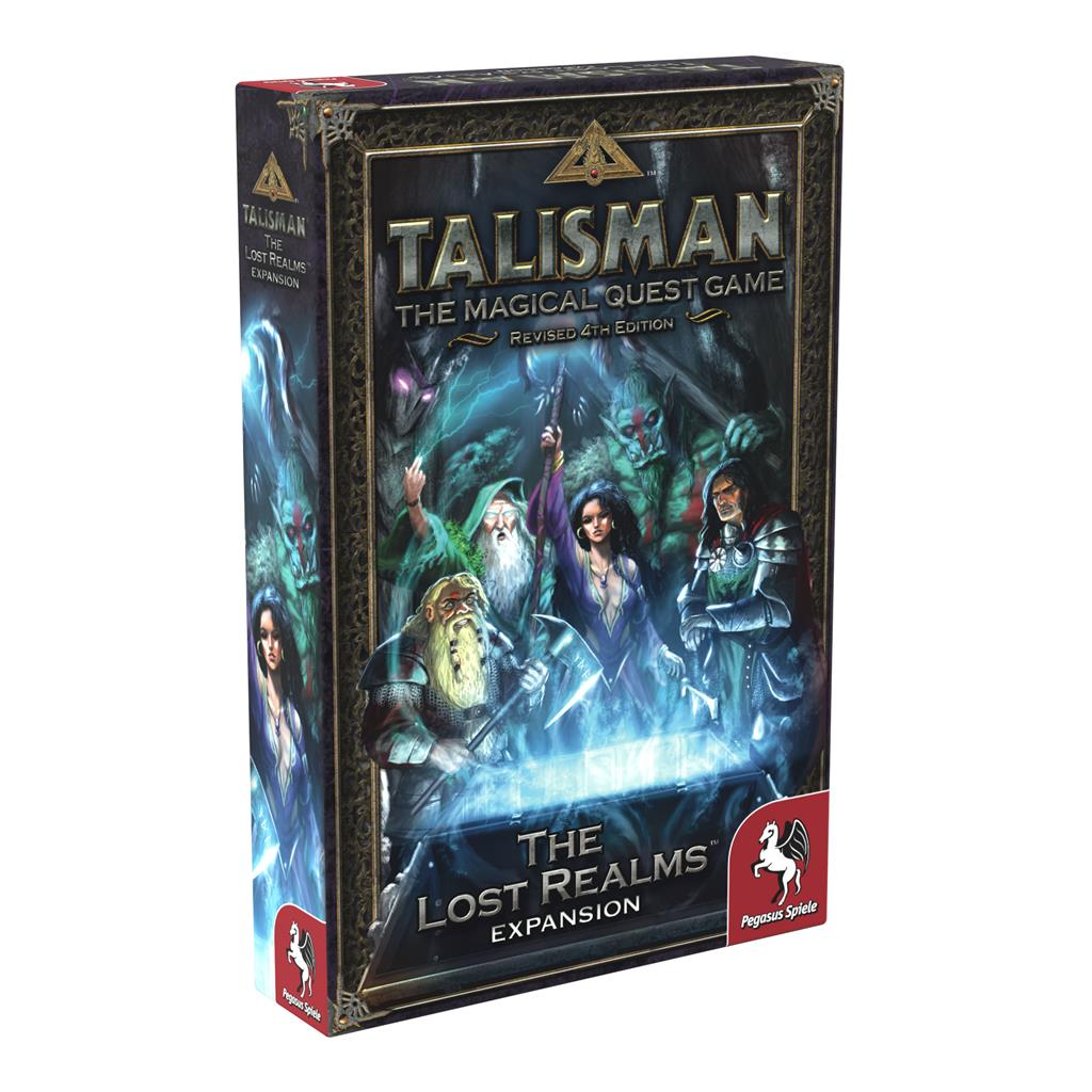 Talisman 4th Edition - The Lost Realms