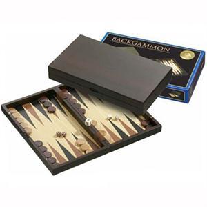 Backgammon Kassette Melos