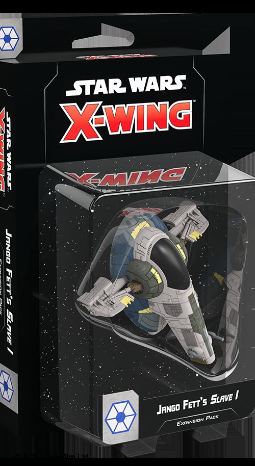 Star Wars X-wing 2.0 Jengo Fett's Slave I