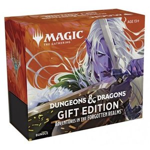 Magic: Adventures in the Forgotten - Bundle Gift Edition