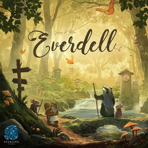 Everdell (Second Edition) - Bordspel