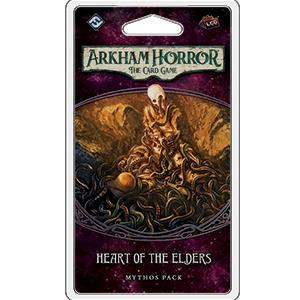 Arkham Horror LCG - Heart of the Elders
