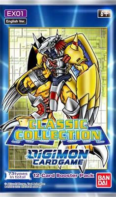 Digimon TCG: Classic Collection - Boosterbox