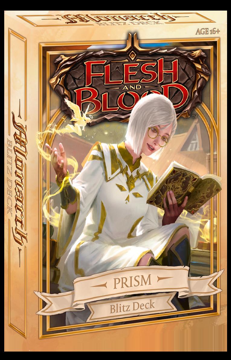 Flesh & Blood: Monarch Blitz Deck: Prism - Illusionist