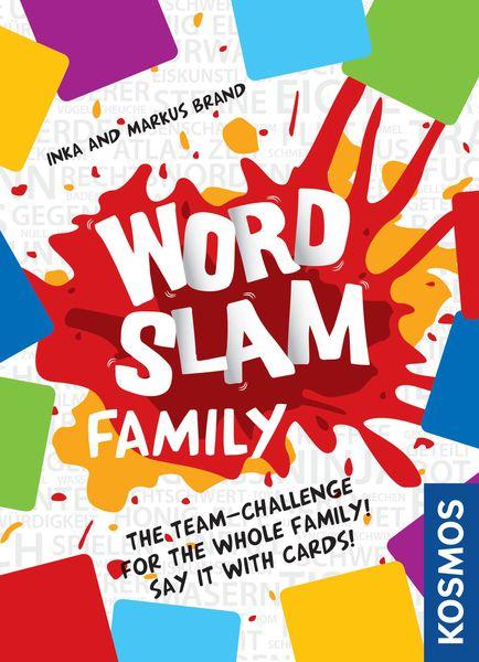 Word Slam Family - Partyspel