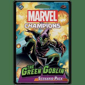 Marvel LCG: The Green Goblin Scenario